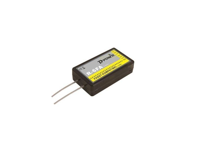 D-energia r-6fa - 2.4 GHz GHz GHz ricevitore combina compatibile-r6fa f73ff7
