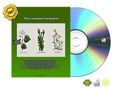 The complete herbalist and Its curative properties vintage Collection Books OnCD