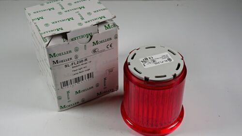 MOELLER SL-FL230-R Blitzlicht-Modul rot SLFL230R NEU