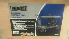 Roughneck Hydraulic Lift Table Cart 2,200lb Capacity NEW IN CRATE