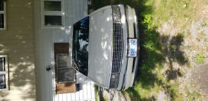 Car for sale or trade