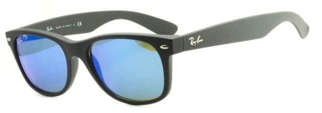0663164b70a RAY BAN RB 2132 622 17 55mm New Wayfarer Sunglasses Shades Eyeglasses Italy  New