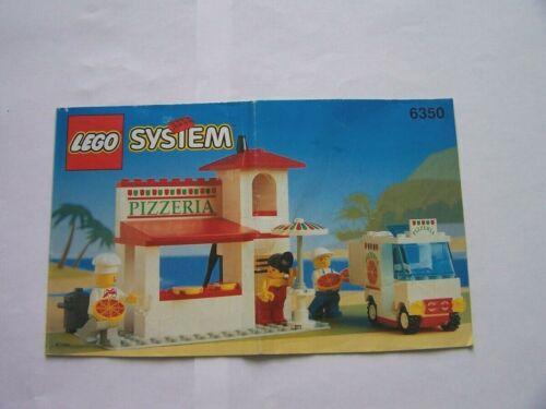 LEGO® Bauanleitung 6350 Instruction Nr