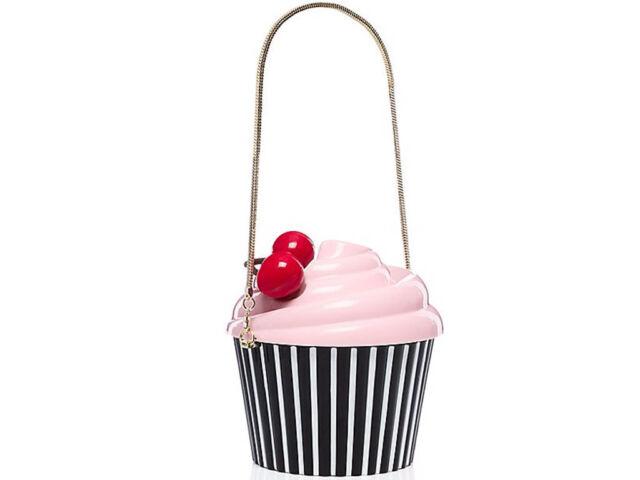 Kate Spade Magnolia Bakery Cup Cake Bag Miniaure Gift W Purchase