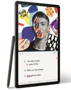Samsung GALAXY Tab S6 Lite WiFi 64GB grey Android 10.0 Tablet SM-P610NZAADBT