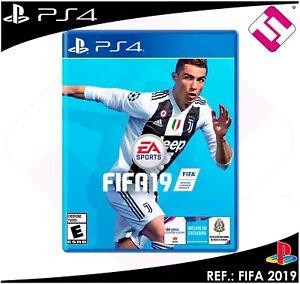 Juego Para Videoconsola Playstation 4 Sony Ps4 Fifa 2019 Top Ventas