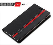 Premium Customised Stylish Wallet Flip Cover Case For Coolpad Cool 1 ONE