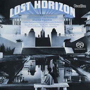 Charles Gerhardt -Lost Horizon: The Classic Film Scores of Dimitri Tiomkin & etc