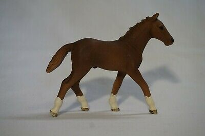 New with Tag Schleich Farm Life Horses HANOVERIAN FOAL 13730