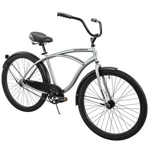 Huffy-26-034-Cranbrook-Men-039-s-Cruiser-Bike-with-Perfect-Fit-Frame