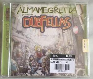 CD-ALMAMEGRETTA-Dubfellas-NUOVO-SIGILLATO