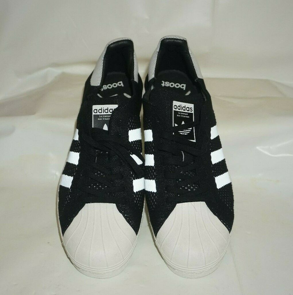 bf7e11550f4d2 Men s Adidas Adidas Adidas Superstar Primeknit Boost shoes - Size 9 US  1d8b4c