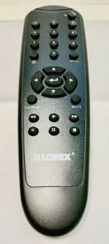 LOREX DVR REMOTE CONTROL OEM LH110 & LH118000 VANTAGE DVR SYSTEM SECURITY CAMERA
