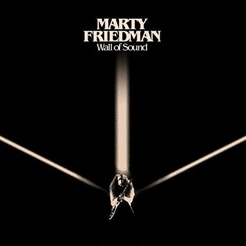 Marty Friedman - Wall Of Sound [New CD]