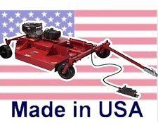 "Electric Start Trail Mower - 2 Blade - 52"" Cut - 500cc Briggs & Strat Engine"