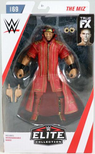 WWE Mattel The Miz Elite Series #69 Figure