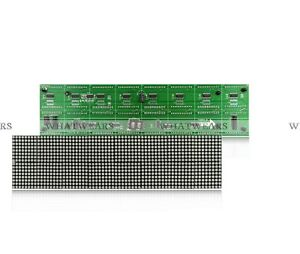 3-75-Unit-Board-64x16-Dot-Matrix-LED-Display-Screen-F3-75-Module-304x76mm-DUS