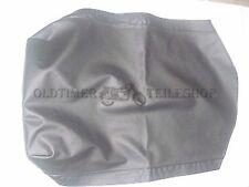 Staubschutzdecke,Spritzdecke,Abdeckung,Plane schwarz für DUNA Beiwagen Pannonia