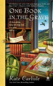 One-Book-in-the-Grave-Paperback-by-Carlisle-Kate-Brand-New-Free-P-amp-P-in-th
