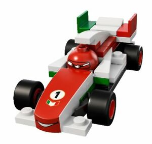 Image is loading LEGO-Cars-2-9478-Francesco-Bernoulli 6bcd4d835247
