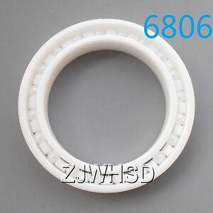 6806-Full-Ceramic-Zirconia-Oxide-Bearing-ZrO2-30-x-42-x-7mm-Self-lubricatin-g