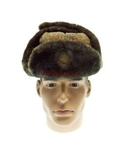 24d6f3ecd9c Image is loading Ushanka-Military-Hat-Pixel-Russian-Army-Winter-Soldier-