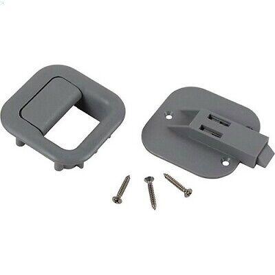 Empuñadura gris para mueble Westfalia para VW Transporter T25 5710412606244