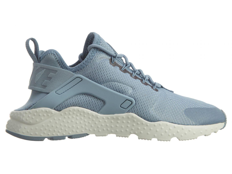 Nike Air Huarache Run Ultra Womens 819151-402 bluee Grey Running shoes Size 6.5