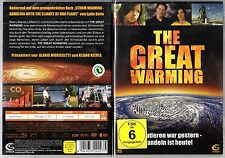 The Great Calentamiento Doku global Keanu Reeves & Alanis Morisette DVD NUEVO