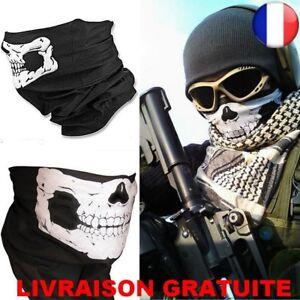 Cagoule-Tete-de-Mort-Masque-Moto-Biker-Cache-Nez-Skull-Face-Tour-De-Cou-Echarpe