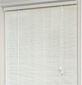 Achim Eclipse White Vinyl Roll Up Blind 30x72 Ov3072wh06 Window