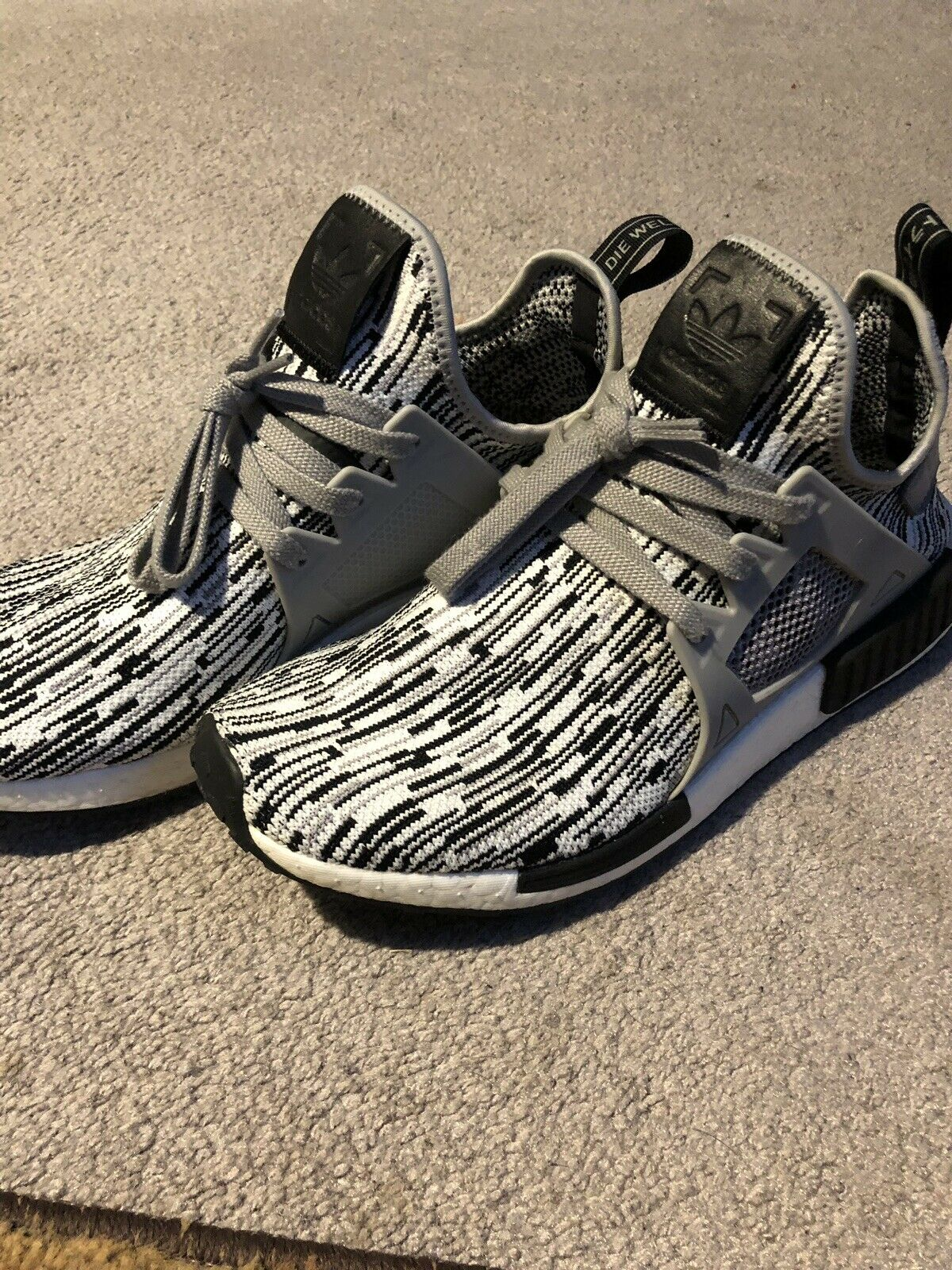 17d5cbc0d Adidas Nmd Xr1 Size 11 Used Zebra nwrtxp7874-Athletic Shoes -  climbing.mbrooksfit.com