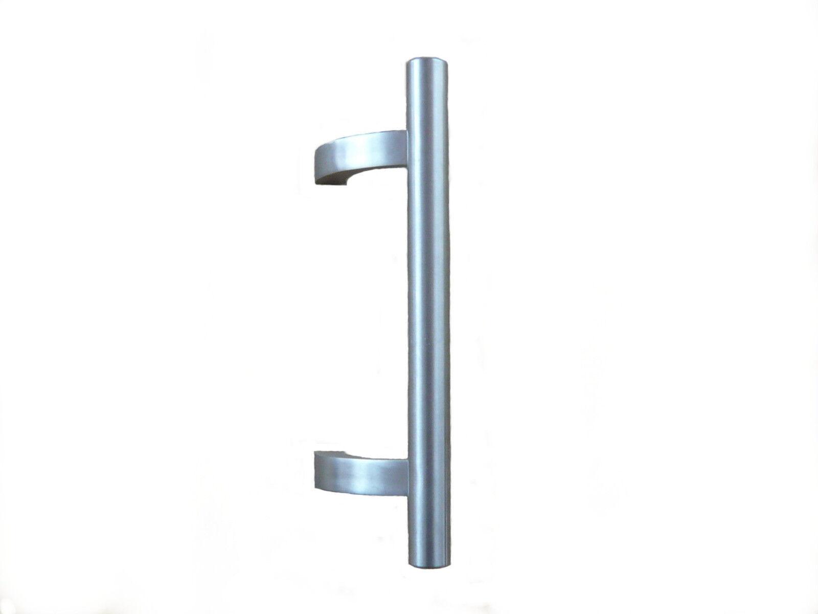 Edelstahl Stoßgriff Haustürgriff Türbeschlag Bügelgriff, 2. Wahl | Der neueste Stil  | Qualitativ Hochwertiges Produkt  | Genialität  | Good Design