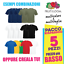 SET-5-PEZZI-MAGLIETTA-MANICHE-CORTE-UOMO-FRUIT-OF-THE-LOOM-VALUEWEIGHT-T-SHIRT miniatura 17