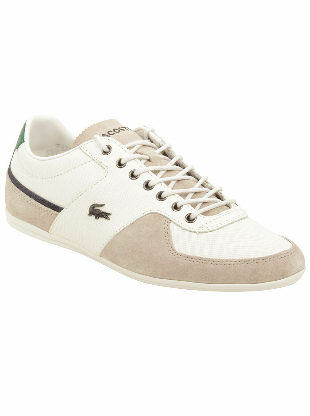 6acc00e8260687 NWT Lacoste Men Taloire 15 Sneakers Leather shoes shoes shoes Size ...