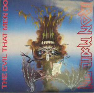 Iron-Maiden-The-Evil-That-Men-Do-NEW-MINT-7-034-vinyl-single-in-gatefold-sleeve