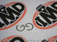 HONDA 12mm PISTON PIN CIRCLIPS NEW MB50 MBX MTX SH50T SJ50 BALI MBX80 NH80 CWE12