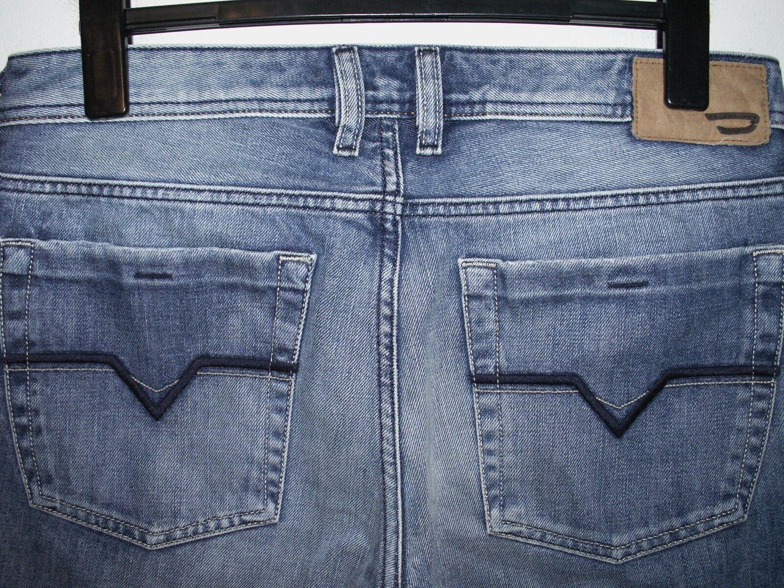 Diesel zathan Stiefelcut jeans wash 008AT W32 L30 (a4006)  | Vorzüglich  | Bestellungen Sind Willkommen  | Outlet Store Online