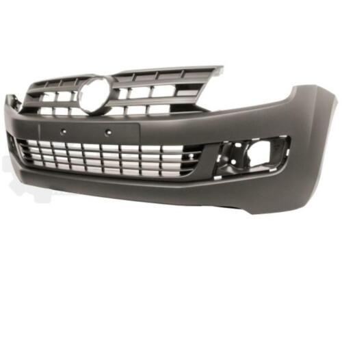 />/> Paragolpes delantero negro con rejilla de radiador VW Amarok año 01//11