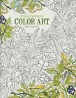 Jungle Wonders Color Art for Everyone by Leisure Arts (Paperback / softback, 2015)
