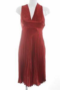 JOSEPH Abendkleid rot Elegant Damen Gr. DE 36 Kleid Dress ...