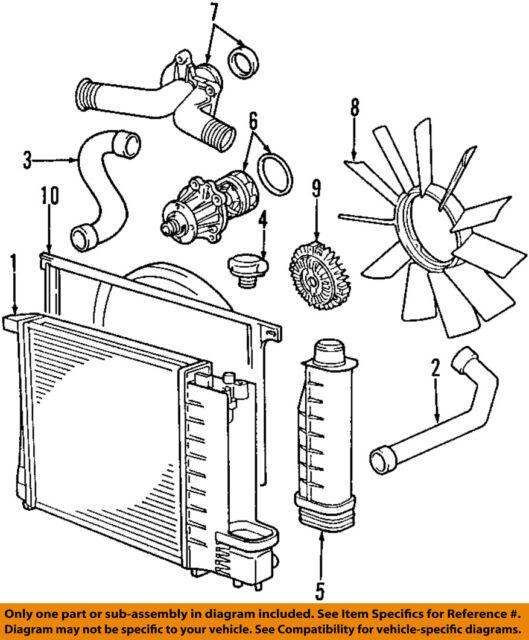 Radiator Coolant Hose Molded Coolant Hose Upper Gates 23891 Fits 99