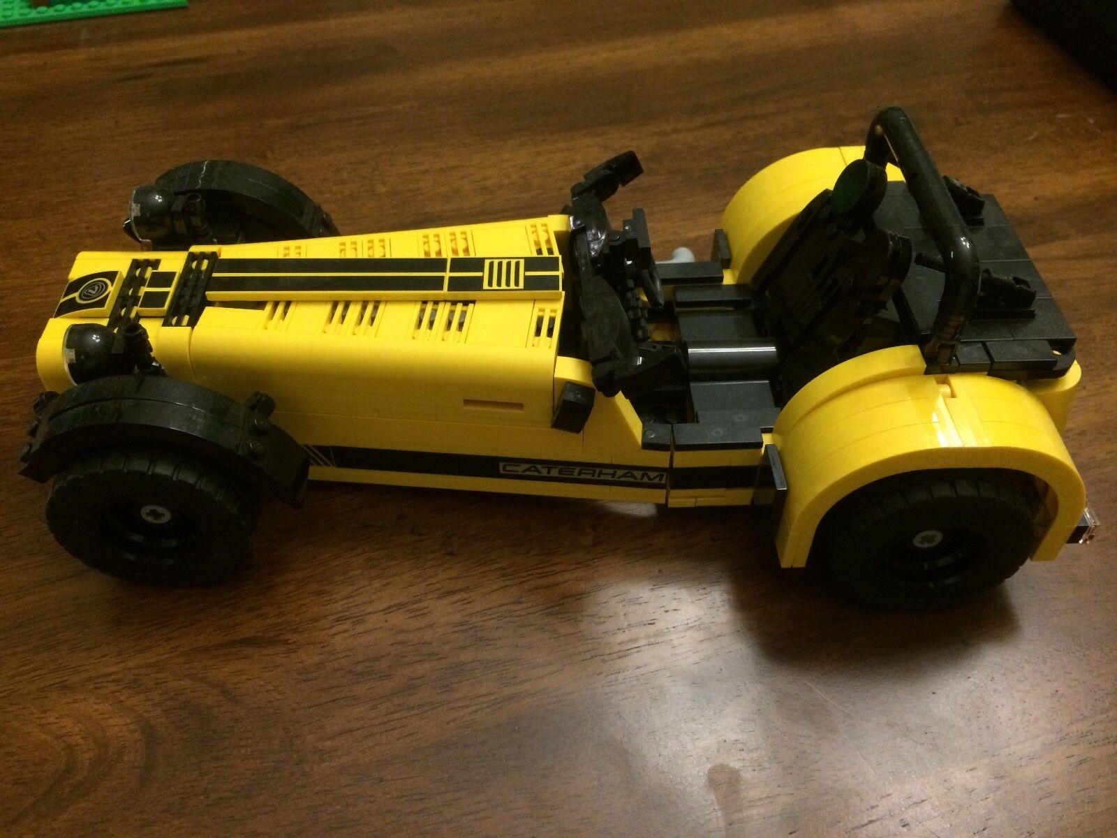 Lego Ideas  014 Caterham 21307