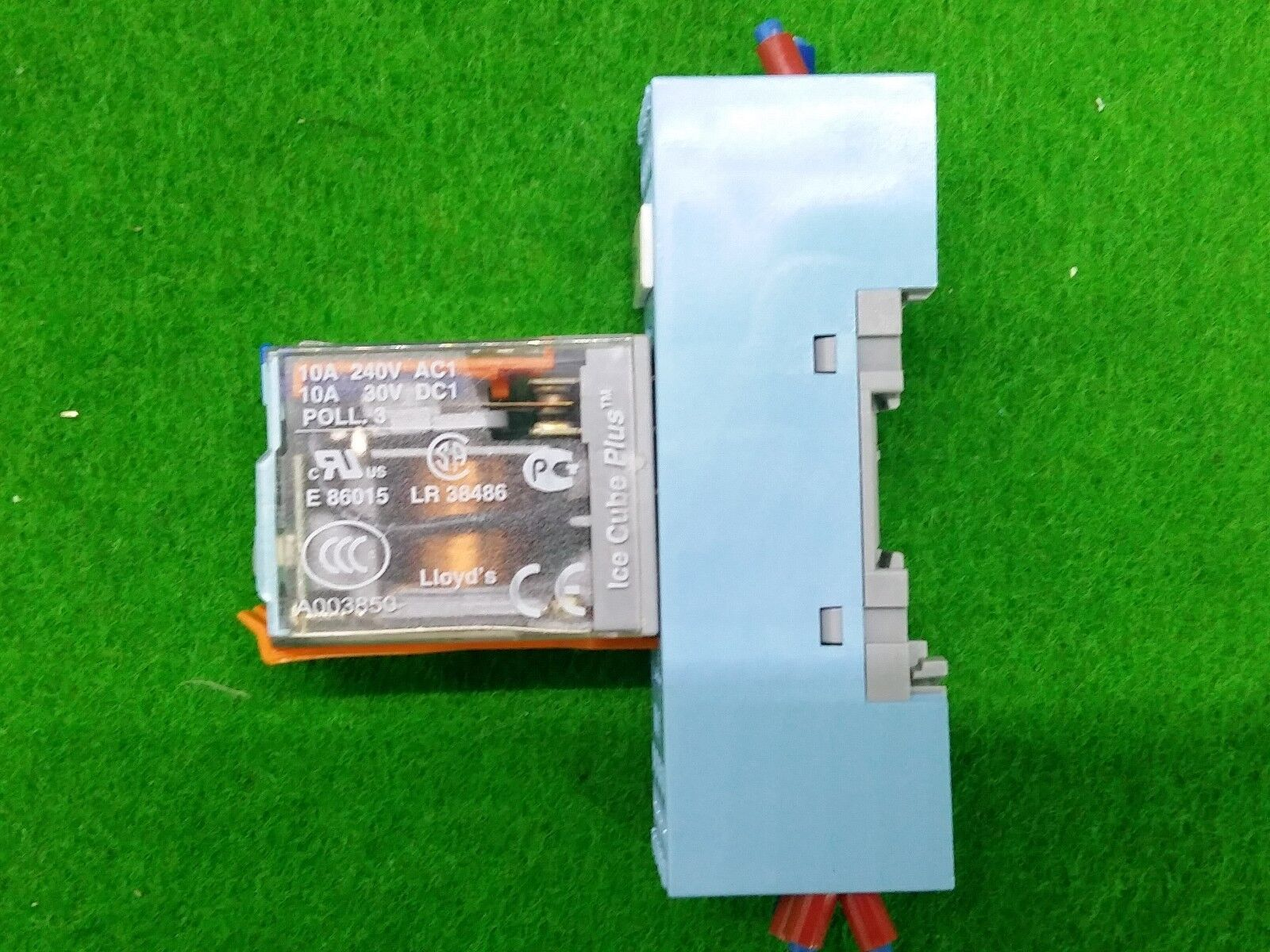 Releco C7 A20x Relay With Base 120vac Ebay Solid State