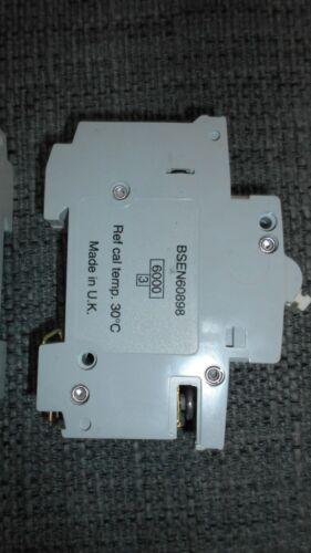 Freepost. Details about  /Wylex Stotz NSB Series Type 2 NSB06 NSB16 NSB32  MCBs