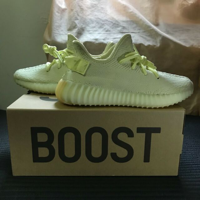 the best attitude 45b16 858a5 Adidas Yeezy Boost 350 V2 Butter Gum F36980 Kayne West Size 8