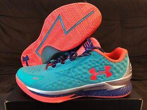 b7a85ce20e5f Under Armour Stephen Curry One 1 Low Select Camp Shoes 11 dub nation ...