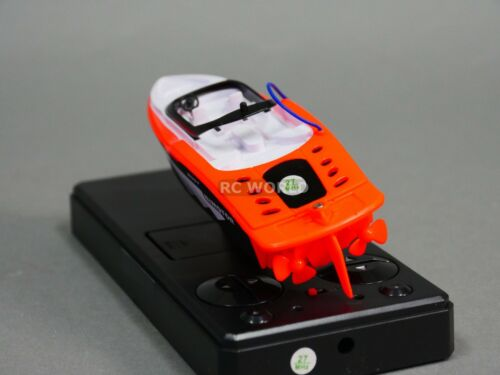 Remote Control RC Micro POWER Racing SPEED BOAT MINI RC  Boat 27MHz RED