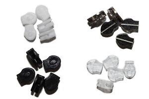 Schieber Für Bettwäsche Reißverschluss 10 Stück Weiß Schwarz