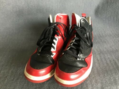 Sz Air 8 629877 pallacanestro da NeroRosso 001 Flight palestra Scarpe Nike Euc Jordan xCrBodWe